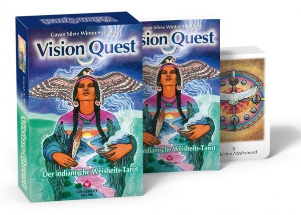 Winter, G: Vision Quest/mit 78 Karten