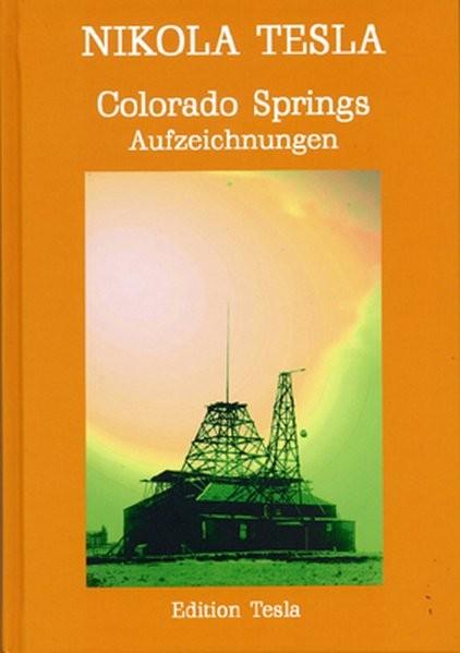 Tesla, N: Colorado Springs - Aufzeichng.