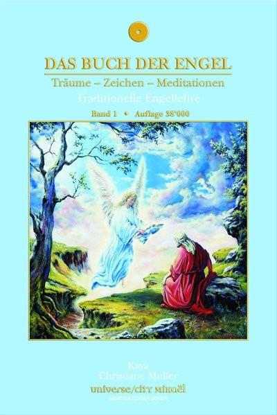 Muller, K: Buch der Engel Träume/Zeichen/Meditationen