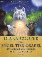 Cooper, D: Engel-Tier-Orakel - Botschaften des Himmels