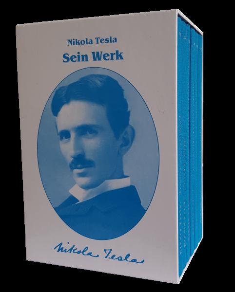 Tesla, N: Seine Werke 6 Bde.