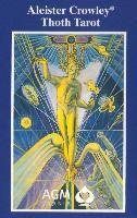 Crowley, A: Thoth Tarot/80 Ktn.