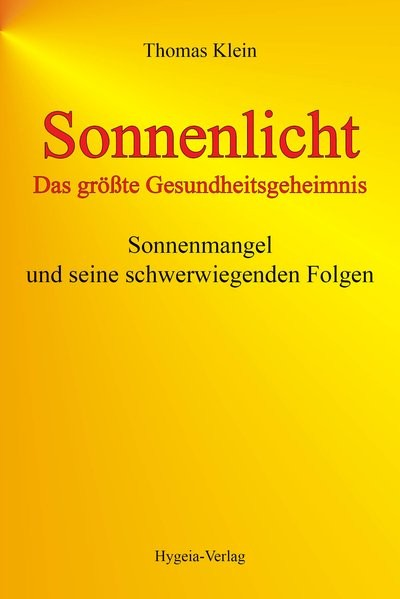 Klein, T: Sonnenlicht/gr. Gesundheitsgeheimnis
