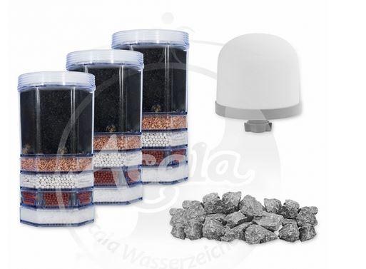 Acala Ersatzfilter 1 Jahr (für Acala Wasserspender 8 l 2-8Pers.)